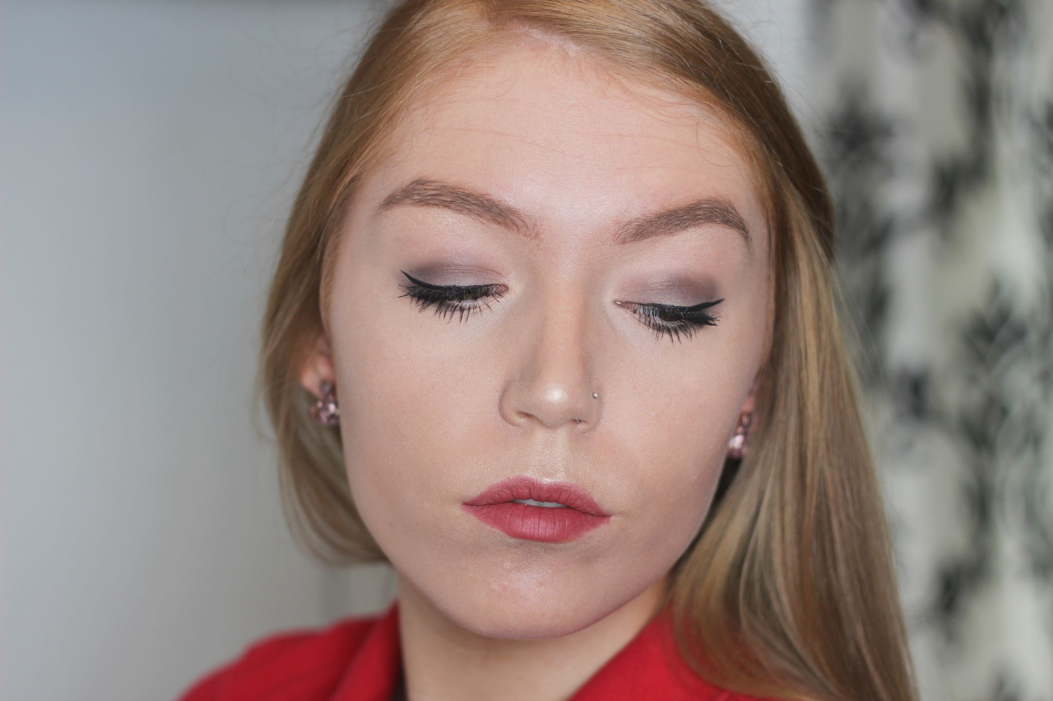 everyday spring makeup