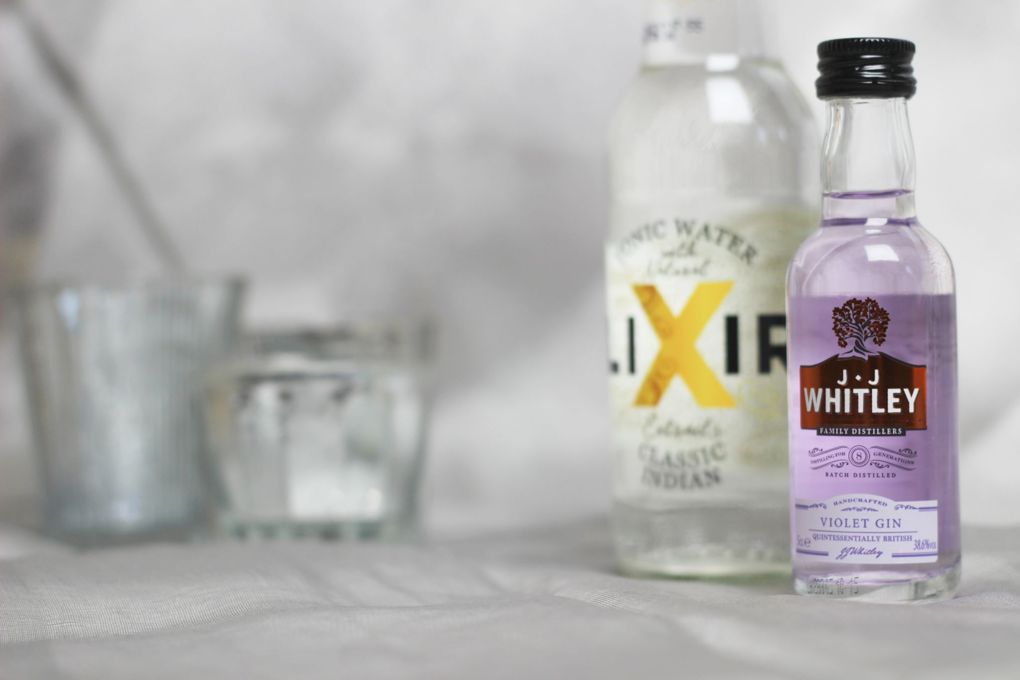 ILoveGin Violet Gin Tonic Water