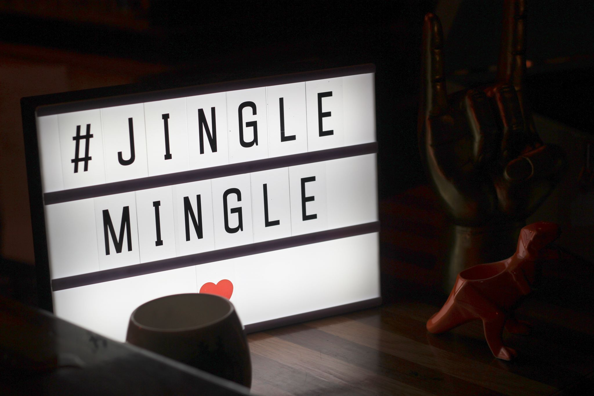 Prezzybox Jingle Mingle Lightbox