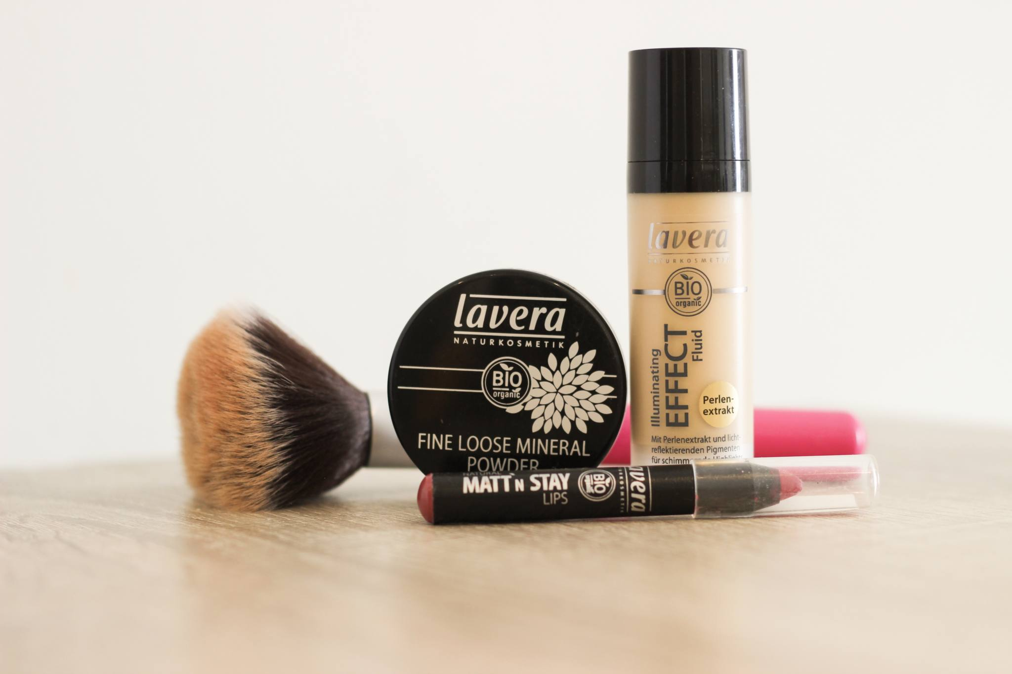 Lavera Make- Up Landscape Products