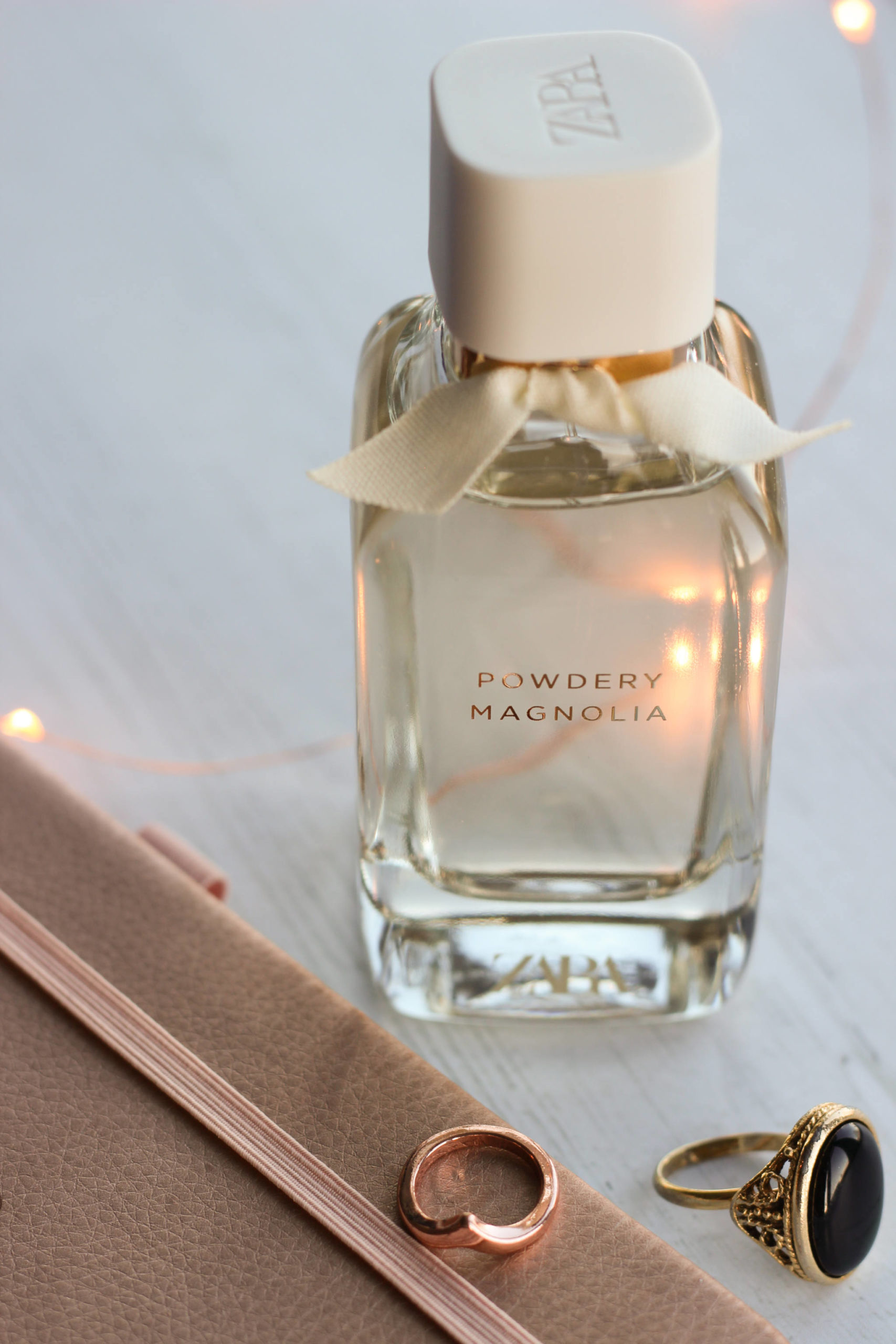 Zara perfume bottle
