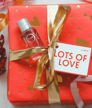 Lush Valentine's | Lots of Love Gift Set